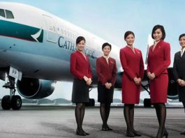 Cathay Pacific UK Deals