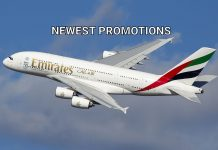 Emirates UK Promotions