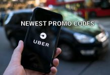 UBER Newest Promo Codes UK