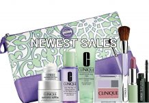 Clinique Newest Sales & Discount Codes for UK