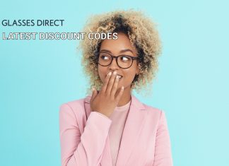 Glasses Direct Latest Discount Codes & Offers