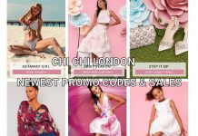 Chi Chi London Sales for UK
