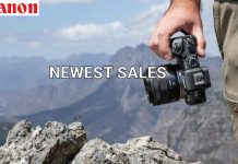 Latest Canon Sales & Discount Codes for UK