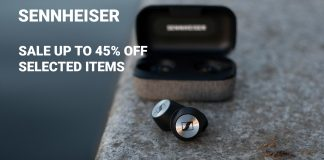 Sennheiser - Sale up to 45% OFF selected items
