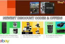 eBay Discount Codes & Offers for UK