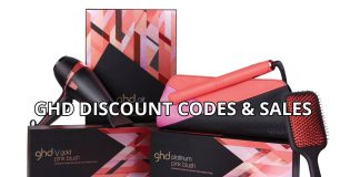 GHD Discount Codes & Sales for 2019