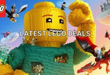 Lego Sales for UK 2019
