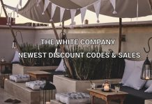 The White Company Newest Sales & Discount Codes for 2019