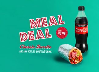 Barburrito - Meal Deal from £7.99