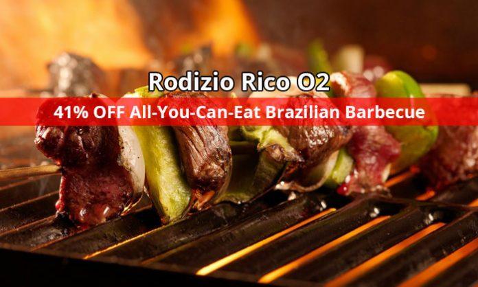 Rodizio Rico O2: 41% OFF All-You-Can-Eat Brazilian Barbecue