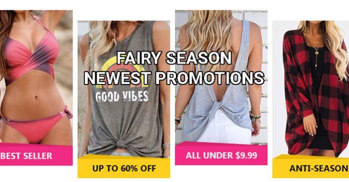 Fairy Season offer 2020