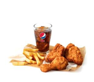 £4.99 Colonel's Meal at selected KFC restaurants