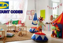 Ikea Discount Codes, 31 Mar 2020