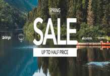 Blacks Spring Sale - 50% OFF 20 May 2020