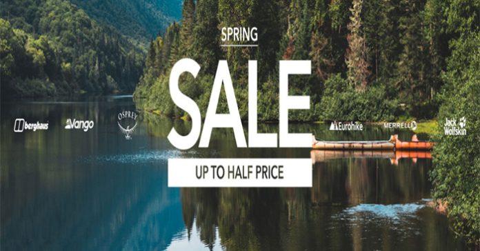 Blacks Spring Sale - 50% OFF 20 May 2020