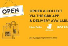 GBK Delivery Offers