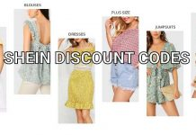 SHEIN Discount Codes & Sales